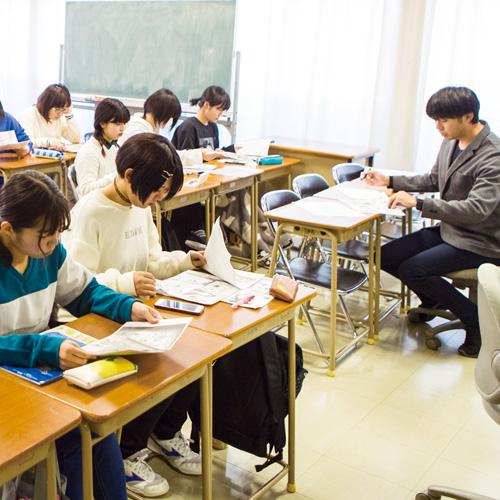 日本語表現法風景