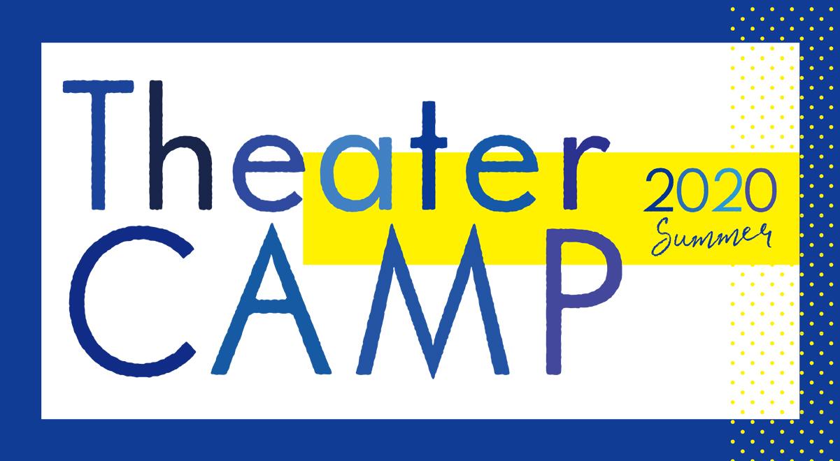 シアターキャンプ2020ロゴ