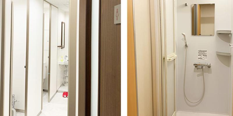 寮トイレ・シャワー室