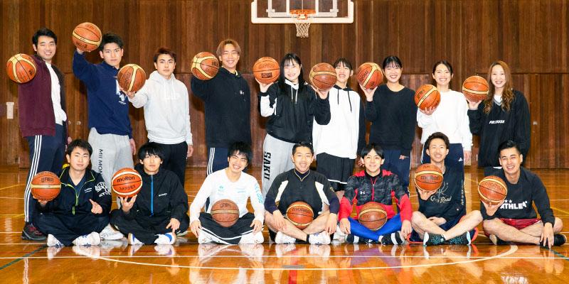 バスケットボール サークル